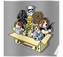 Adopt a Stardog Poster