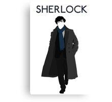 New Sherlock Holmes BBC 2016 Edition Canvas Print