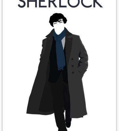 New Sherlock Holmes BBC 2016 Edition Sticker