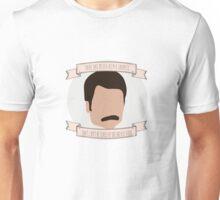 """Breakfast Food"" - Ron Swanson Unisex T-Shirt"