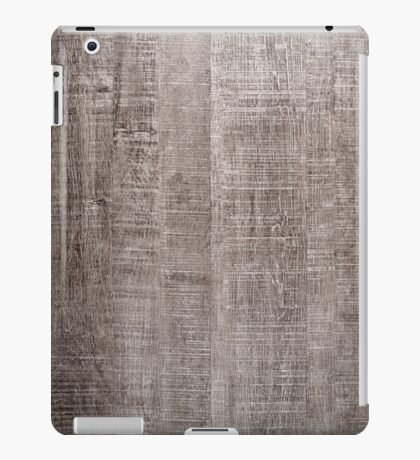 Wood texture background  iPad Case/Skin