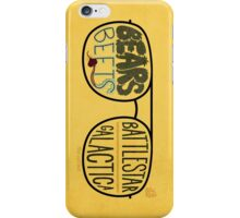 The Office Jim as Dwight Quote iPhone Case/Skin