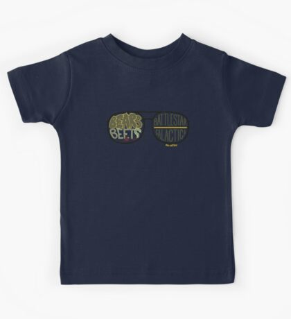 The Office Jim as Dwight Quote Kids Tee