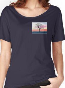 Winter oak  Women's Relaxed Fit T-Shirt