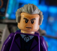 The Twelfth Doctor by stephenstoys