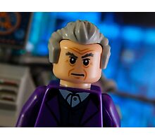 The Twelfth Doctor Photographic Print