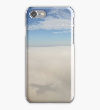 Airplane Selfie iPhone Case/Skin
