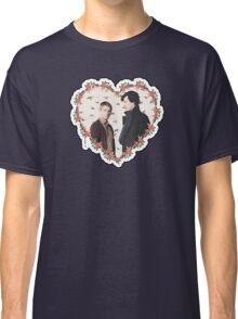 HEARTED JOHNLOCK Classic T-Shirt