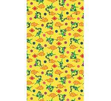 Pokemon Rayquaza Pattern Photographic Print