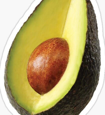AVOCADO! Sticker