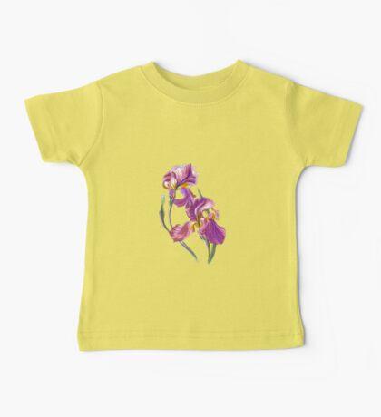 Irises-1 Baby Tee