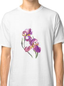 Irises-1 Classic T-Shirt