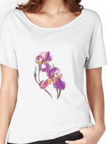 Irises-1 Women's Relaxed Fit T-Shirt