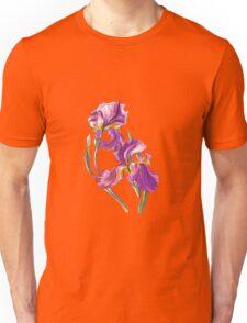 Irises-1 Unisex T-Shirt