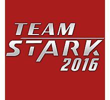 Team Stark 2016 Photographic Print