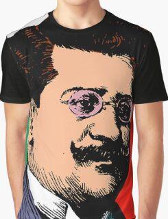 Ricardo Flores Magón-2 Graphic T-Shirt