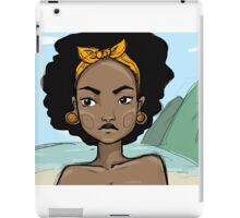 Brazilian gril iPad Case/Skin