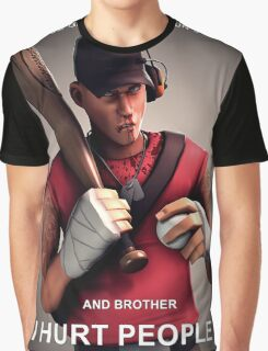 Team Fortress - Scout Graphic T-Shirt