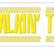 Taxi Driver De Niro Sticker