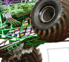 Monster Truck #1 Sticker