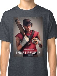 Team Fortress - Scout Classic T-Shirt