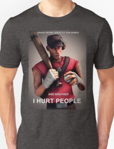Team Fortress - Scout Unisex T-Shirt