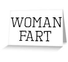 Funny Birthday Woman T-Shirt Greeting Card
