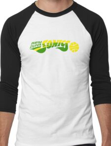 DEFUNCT - SUPER SONICS Men's Baseball ¾ T-Shirt