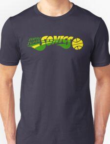 DEFUNCT - SUPER SONICS Unisex T-Shirt