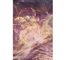 Light painting Photographic Print