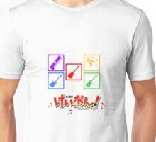 K-On! Instrumental Unisex T-Shirt