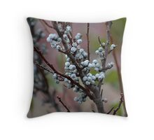 Bayberries  Throw Pillow