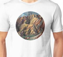 Rainbow Mountains Unisex T-Shirt