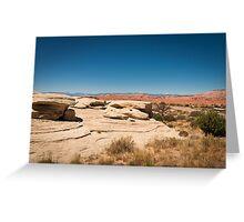 Utah Rocks Greeting Card