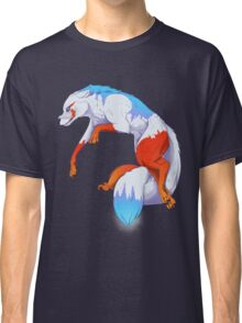 Icefury the Wolf of Fire and Ice Classic T-Shirt