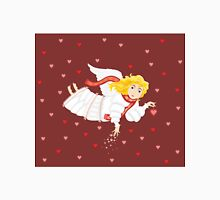 Girl Love Ange Cupid Сard Valentines Day Classic T-Shirt