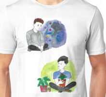 SpaceboyXPlantboy Unisex T-Shirt