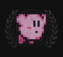 Kirby - Sprite Badge by garudoh