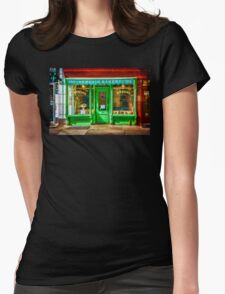 Soho Bakery Womens Fitted T-Shirt