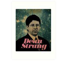 Dean Strang Art Print
