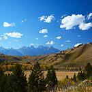 Grand Teton National Park by Daniel Sorine