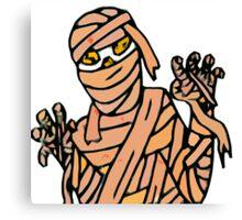 The Mummy 1 Canvas Print
