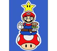 Super Mario Tranquility Photographic Print