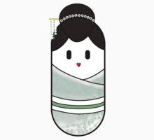 Green Geisha Kids Tee