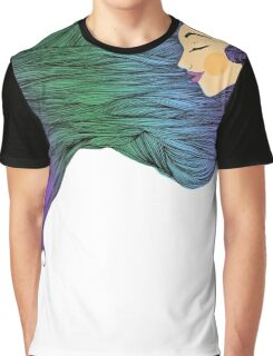 Angel Hair Graphic T-Shirt