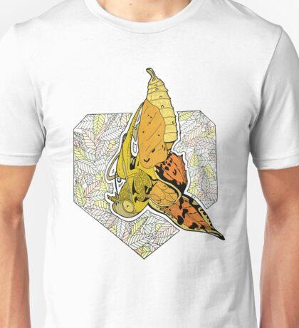 New beginnings- butterfly emerging from a chrysalis Unisex T-Shirt