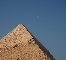 Pyramid Egypt by franceslewis