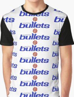 DEFUNCT -CAPITAL BULLETS Graphic T-Shirt