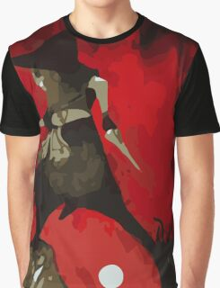 Cole Tarot Card Graphic T-Shirt