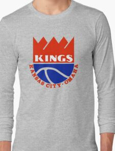 DEFUNCT - KANSAS CITY KINGS Long Sleeve T-Shirt